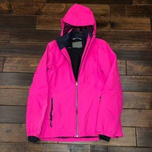 Women's size lg athleta recco snowboarding jacket